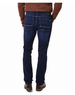 Pioneer Rando - dunkelblaue Jeans im Regular Fit - Hinten
