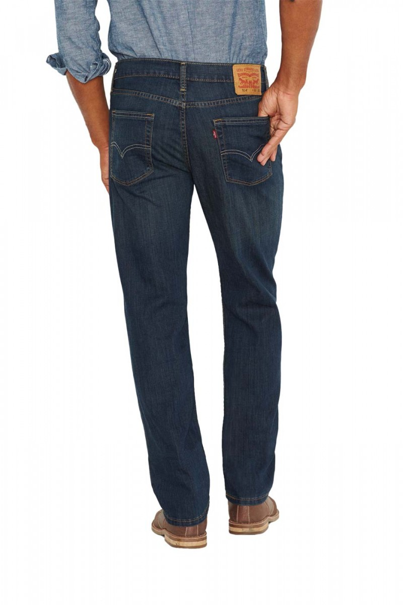 Levis 514  Jeans - Slim Straight - Covered Up