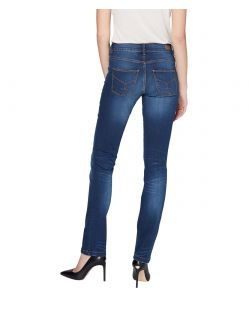 Colorado Layla - High Waist Jeans - Mid Night - Hinten