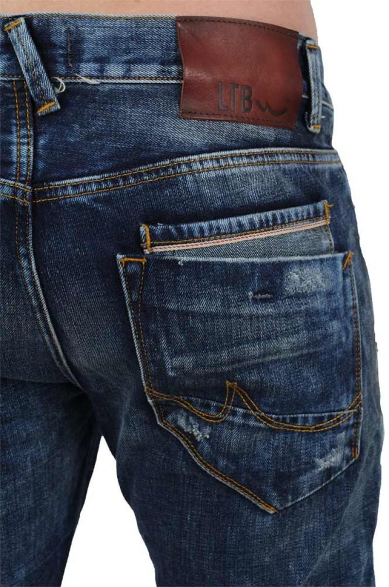 LTB Justin Jeans - Slim Tapered - Carol v