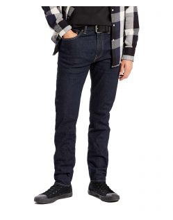 Levis 512 - indigoblaue Stretch Jeans mit Tapered Fit