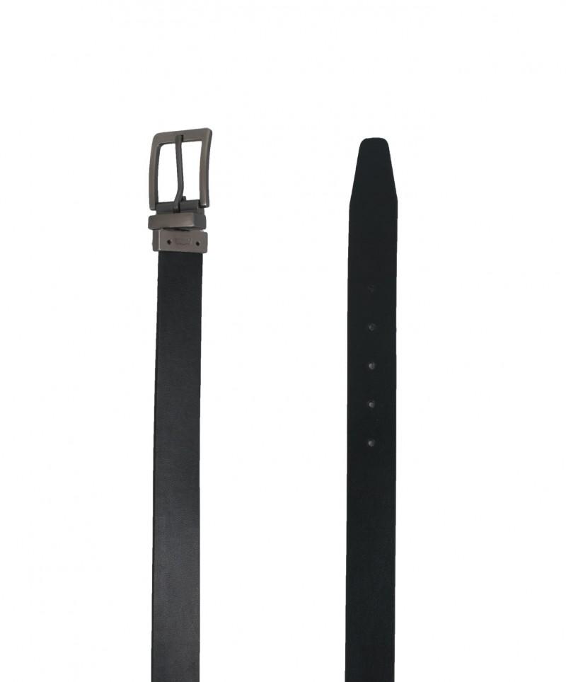 Wrangler Wendegürtel Black/Brown