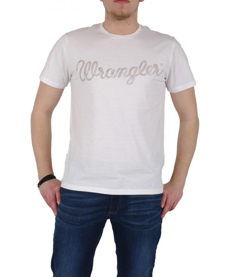 WRANGLER T-Shirt - 2 Pack Logo - Schwarz
