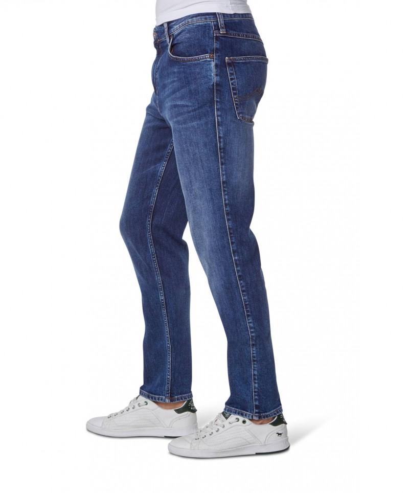 MUSTANG TRAMPER Jeans - Slim Fit - Aged Bleached