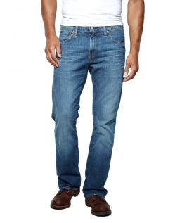 Levis 527 Bootcut Jeans Mostly Mid Blue