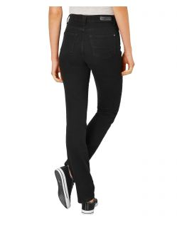 PADDOCKS Jeans Kate - Straight Leg - Black - Hinten