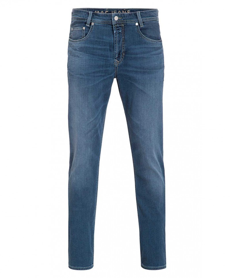 Mac Jogging Jeans - Sweat Denim - Blue Light Used
