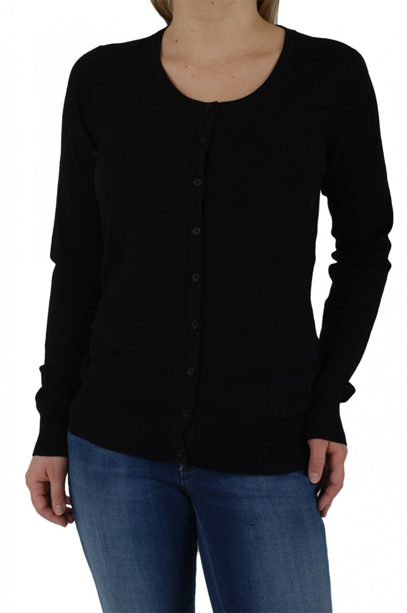 Vero Moda - Glory Strickjacke - Black