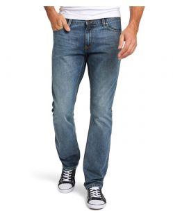 HIS STANTON Jeans - Straight Leg - Blizzard Blue