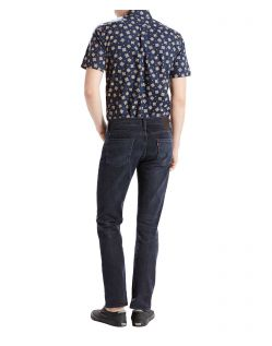 Levi's 511 Slim Jeans - Tapered Leg - Headed South - Hinten