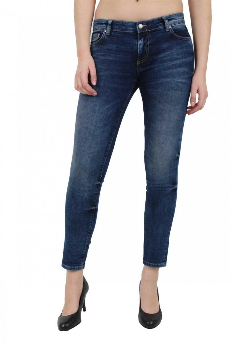 LTB Mina Jeans - Super Slim - Blue Lapis v