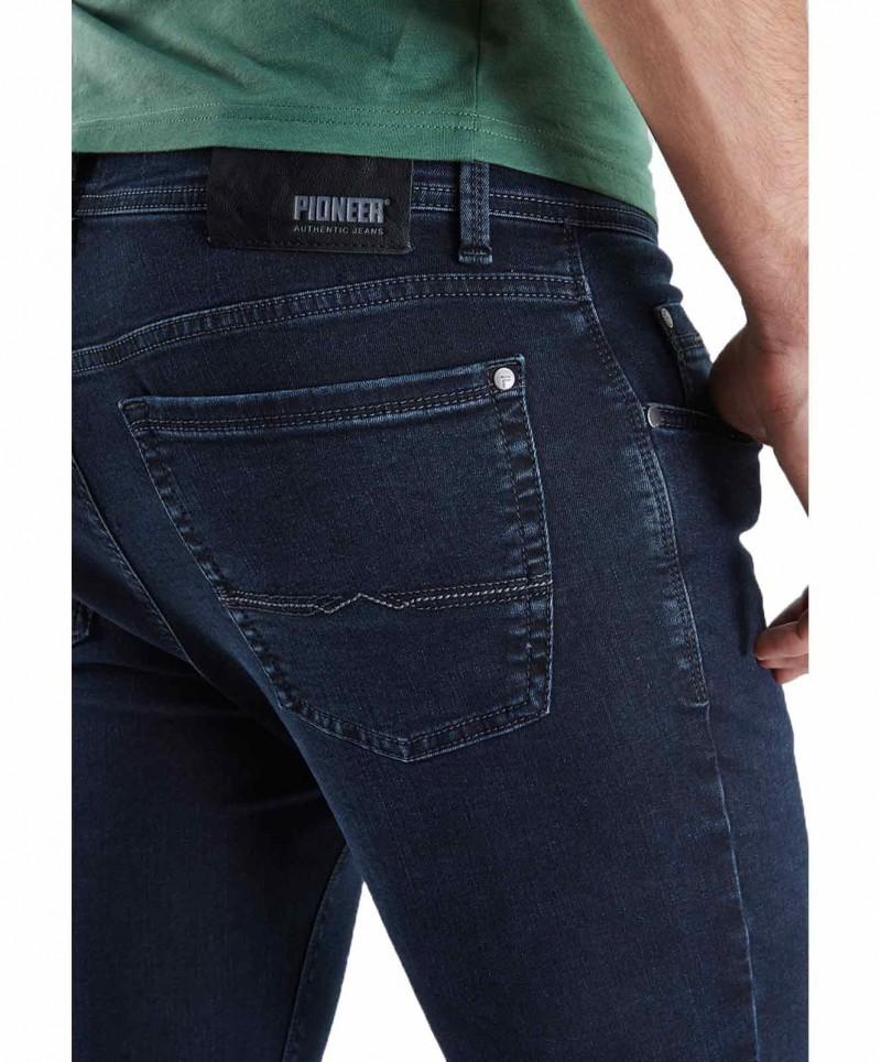 Pioneer Megaflex Rando Jeans - normaler Schnitt in Rinse