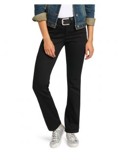 HIS COLETTA Jeans - Comfort Fit - Deep Black