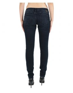 MAVI LINDY Jeans - Slim Skinny - Midnight - Hinten
