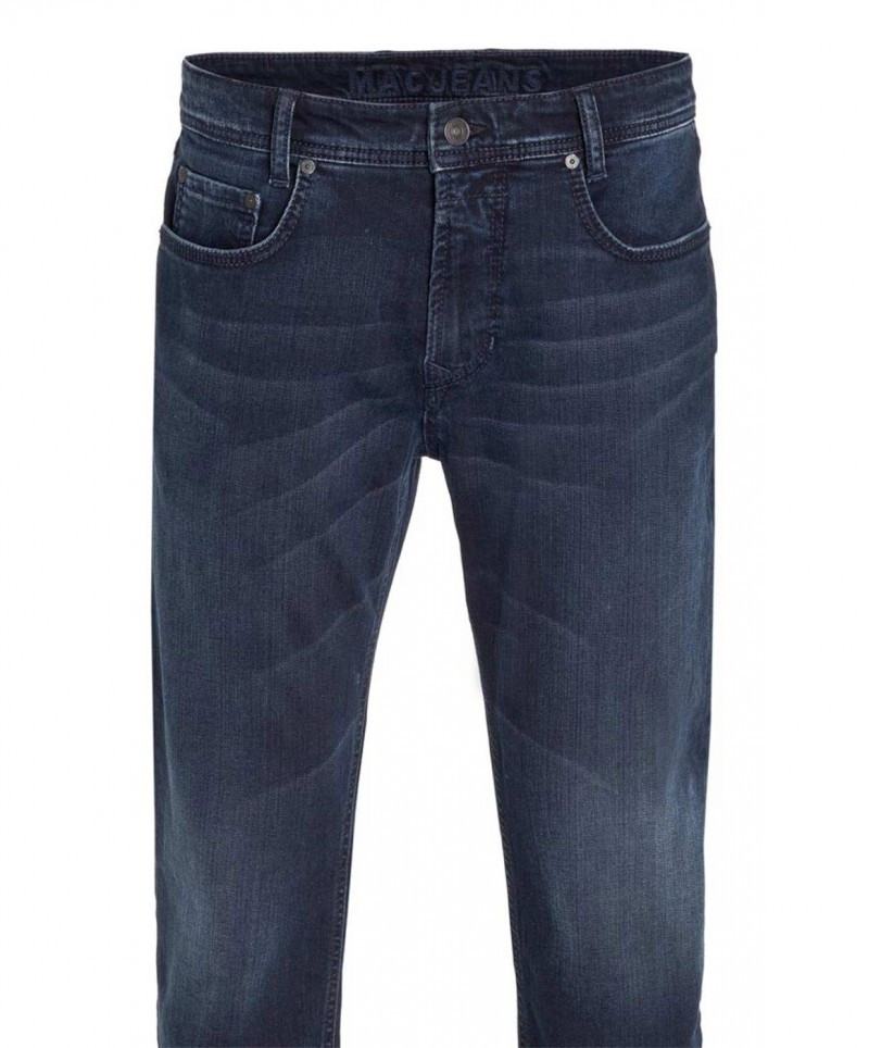 MAC ARNE PIPE Jeans - Blue Grey Authentic Wash