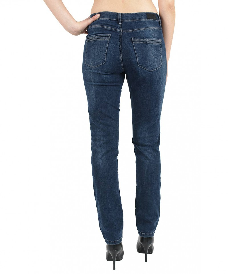 HIS MARYLIN Jeans - Comfort Fit - Relax Wash