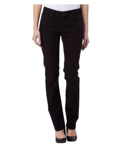 CROSS Jeans Rose - Straight Leg - Schwarz
