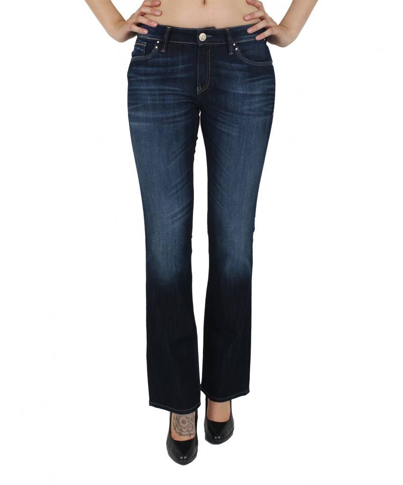 MAVI BELLA - Slim Bootcut Jeans - Rinse Miami