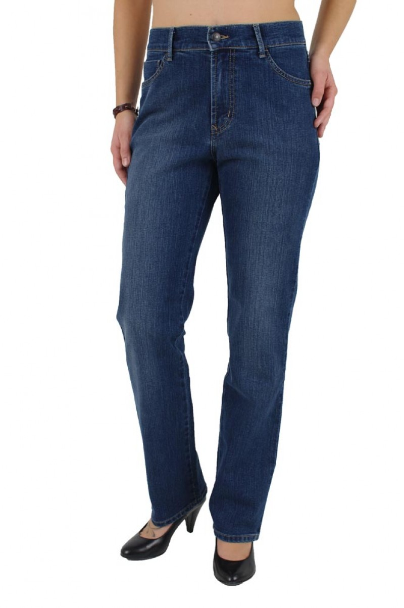 Pionner Kate Jeans - Regular Fit - stone used
