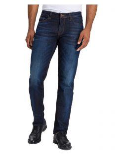 Cross Jeans Antonio - Dunkelblaue Jeans im Relaxed Schnitt