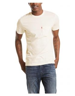 Levi's T-Shirt  - Sunset Pocket - Whitesmoke