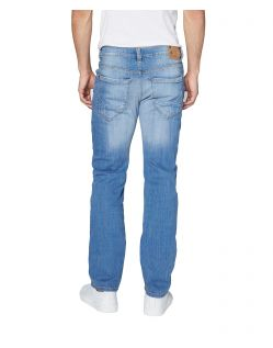 Colorado Luke »Slim Fit Jeans« Medium Blue - Hinten
