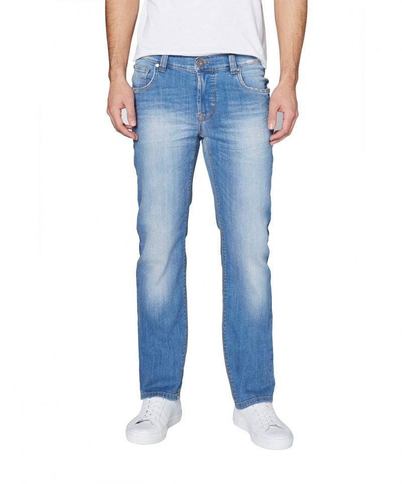 Colorado Luke »Slim Fit Jeans« Medium Blue