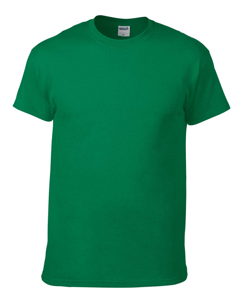 Anvil T-Shirt - Heavyweight - Kelly Green