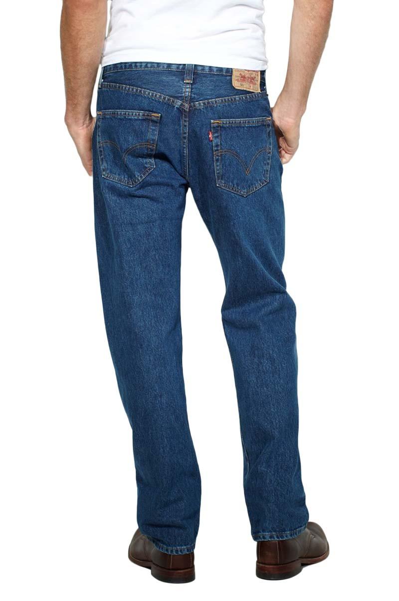 Levi's 501 Jeans in Stonewash
