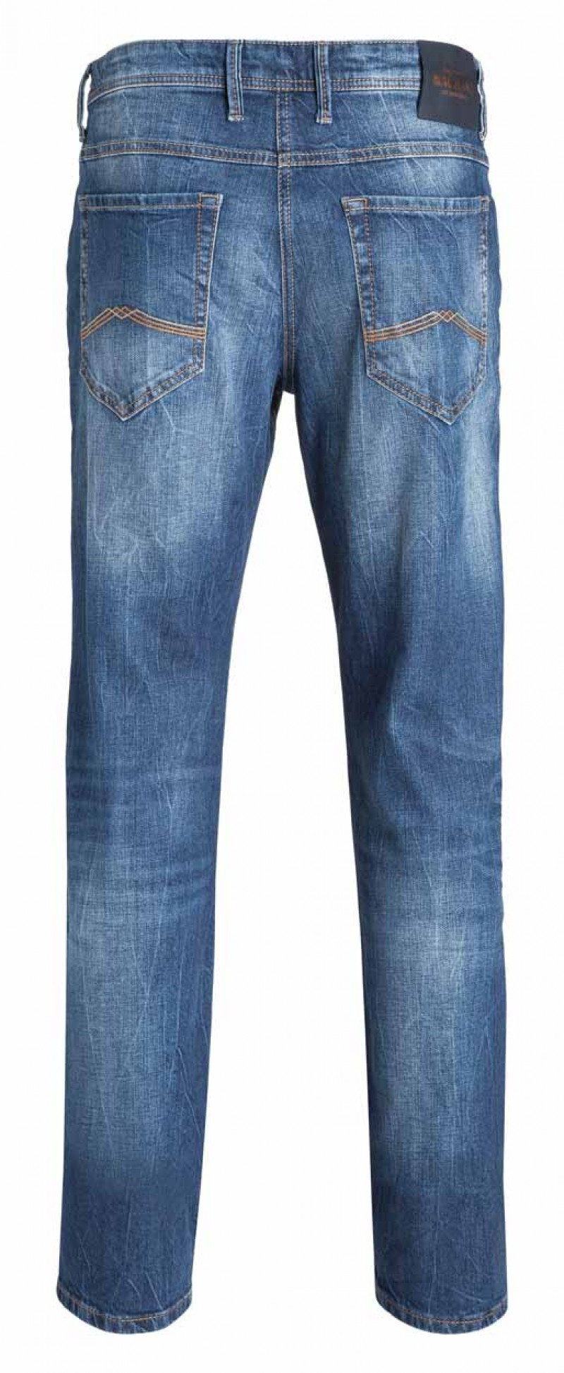 Mac Ben Jeans - Regular Fit - Dark Indigo Heavy Wash