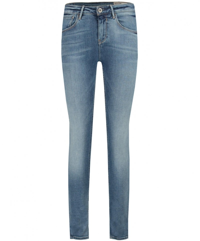 Garcia Celia - High Waisted Jeans in Retro Waschung