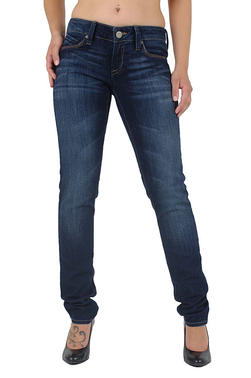 Mavi Lindy Jeans Rinse Brushed Party
