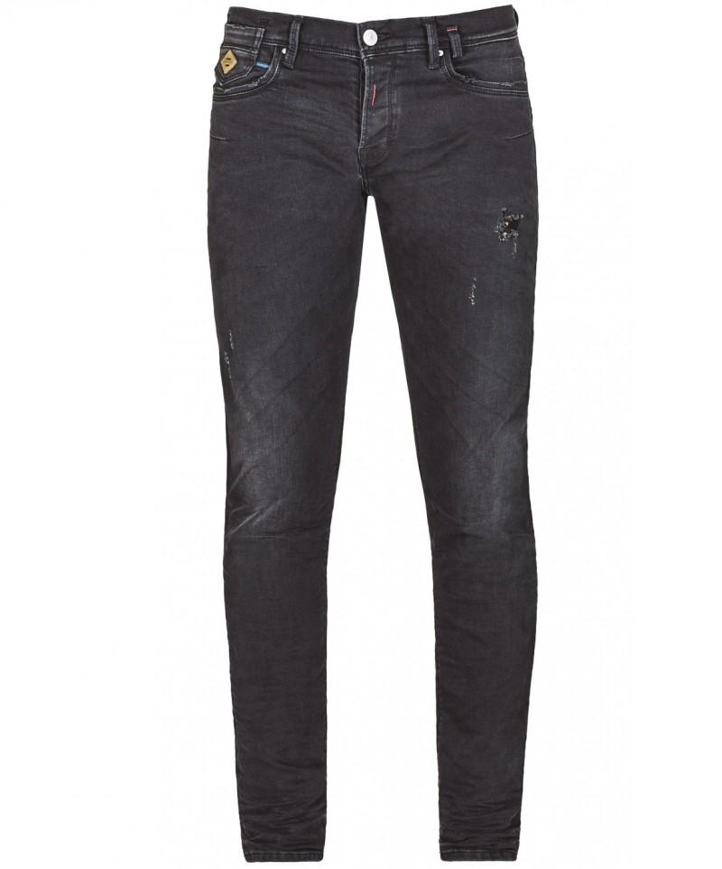 LTB SERVANDO Jeans - Tapered Leg - Argus Wash