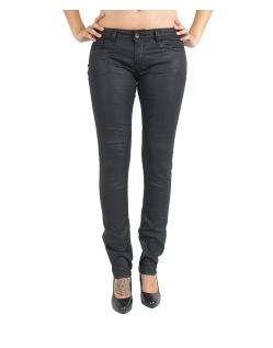 GARCIA RIVA Jeans - Slim Leg - Black Coated