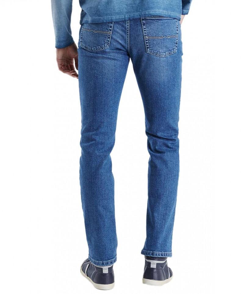Pioneer Jeans Rando - Straight Leg - Dark Used
