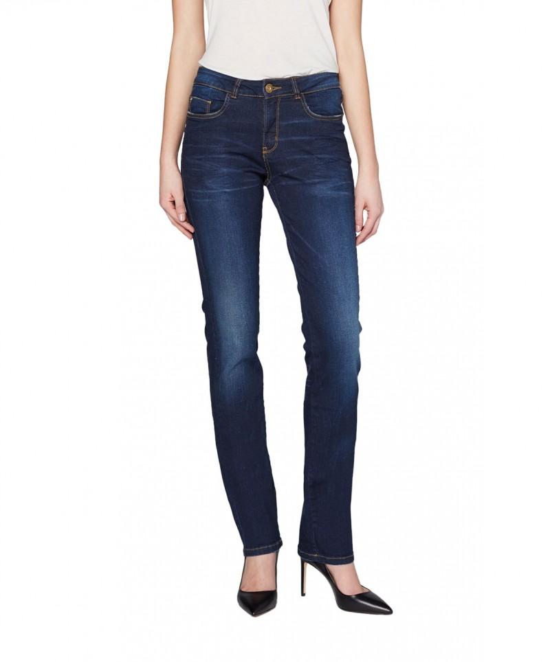 Colorado Layla - High Waist Jeans - Dark Night