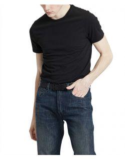 Levis T-Shirt Herren Doppelpack Crewneck in Schwarz