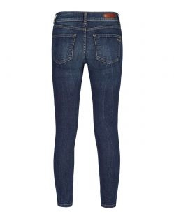 LTB Lonia Jeans - Super Skinny - Low Rise - Used Look - Nila Undamaged Wash - Hinten