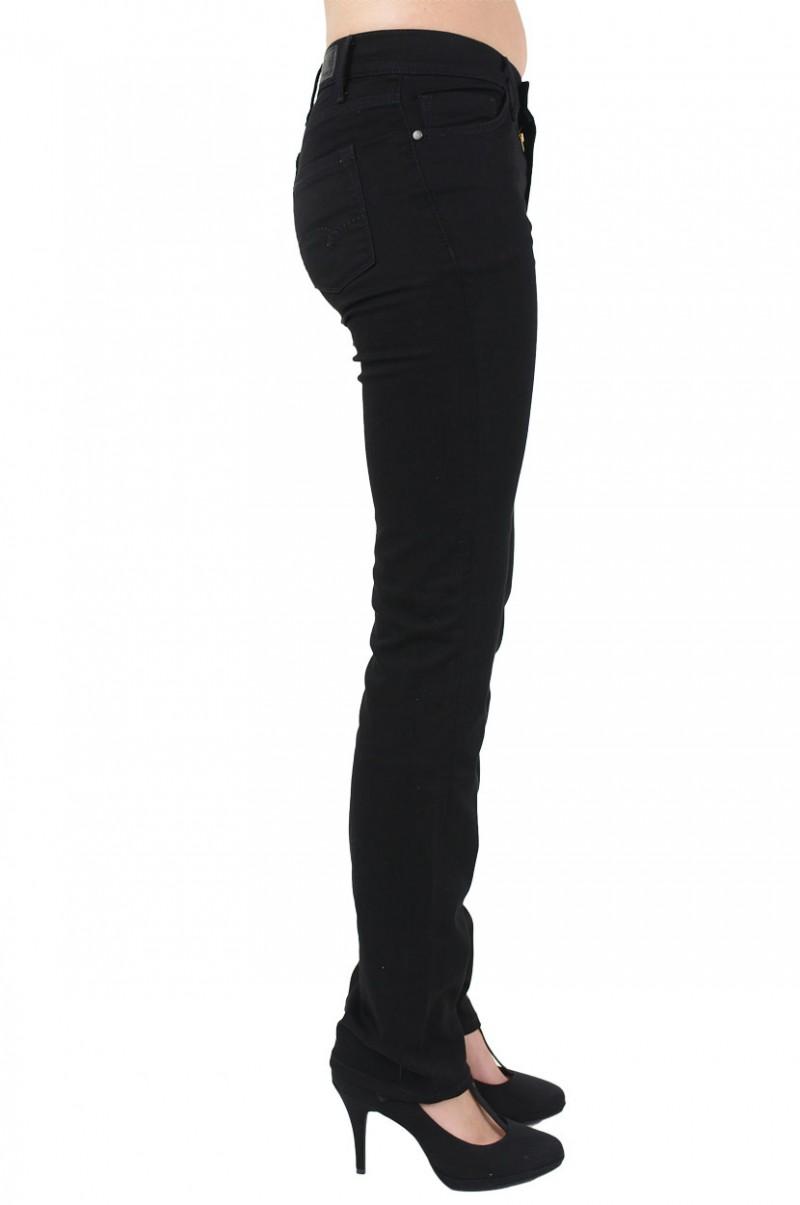 Pionner Kate Jeans - Regular Fit - Black Rinse Washed