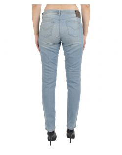 HIS MONROE Jeans - Regular Fit - Powder Blue - Hinten