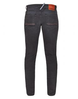 LTB SERVANDO Jeans - Tapered Leg - Argus Wash - Hinten