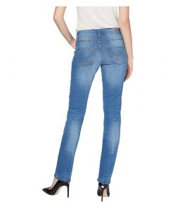 Colorado Layla - High Waist Jeans - Night Blue - Hinten