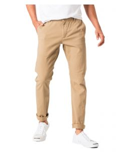 DOCKERS Washed Khaki - Skinny Tarpered - New British Khaki