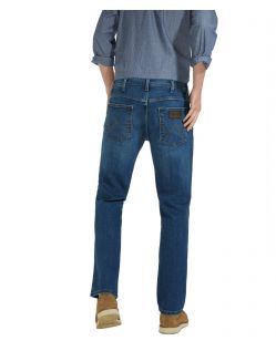 WRANGLER ARIZONA Stretch - Burnt Blue - f02