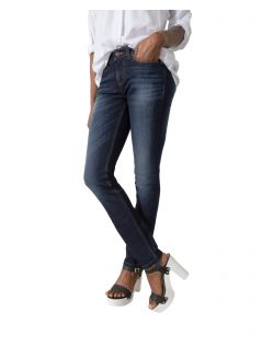 HIS MONROE Jeans - Skinny Fit - Advanced Dark Blue
