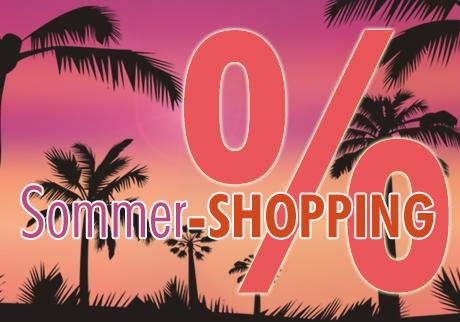 Sommer Sachen günstig einkaufen