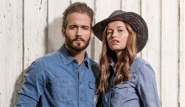 Cross Jeanswear auf Jeans-Meile