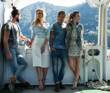 Garcia Jeanswear SS16