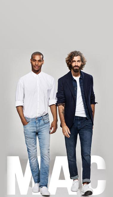 MAC Herren Jeans Neuheiten