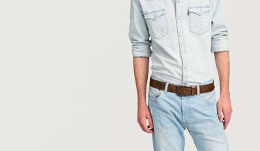 Levi's Gürtel Herren online kaufen